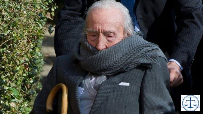 5 yaşında tacize uğradı, 102 yaşındaki tacizciyi 40 yıl sonra mahkum ettirdi