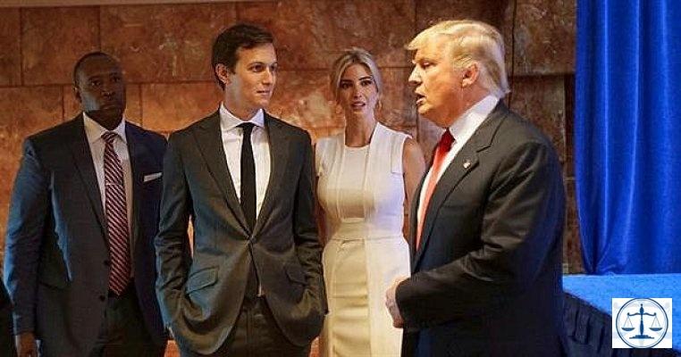 ABD Başkanı Trump'ın danışmanı olan damadı Kushner'e soruşturma açıldı