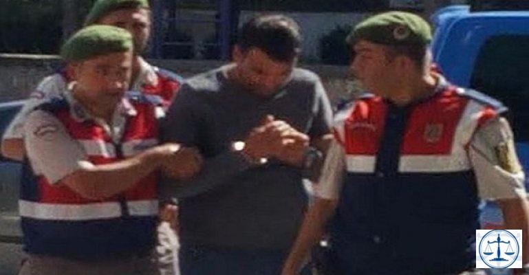 Cinsel tacizden aranan cezaevi firarisi yakalandı