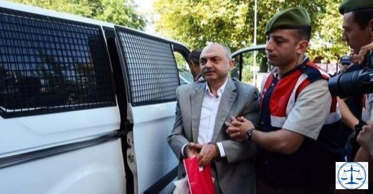 Eski İl Emniyet Müdürü Metin Seyfi Sazak serbest bırakıldı
