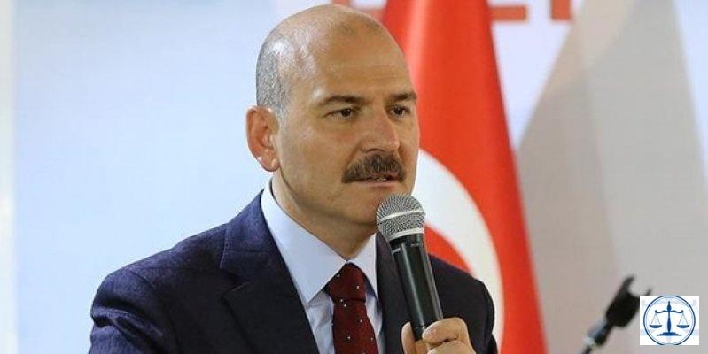 İçişleri Bakanı Soylu açıkladı! Arkada emniyet kemeri takmayana EDS cezası