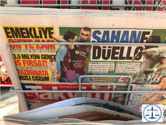 Bir Vatandaşın Gözünden Takvim Gazetesinin 'Emekliye Müjde' Haberleri