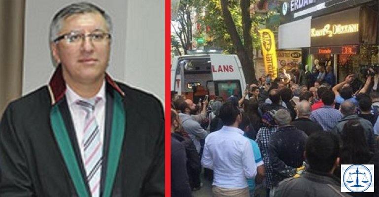 Bürosunda saldırıya uğrayan avukat hayatını kaybetti