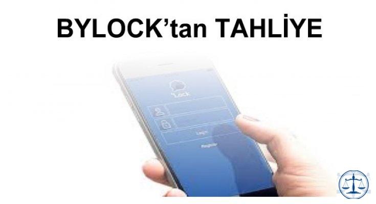 BYLOCK'tan TAHLİYE