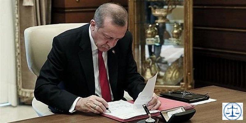 Erdoğan 'İş Mahkemeleri Kanunu'nu onayladı