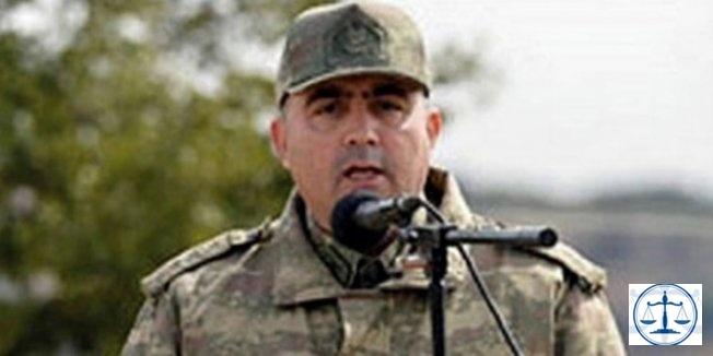 Eski komutana darbe suçundan beraat, örgüt üyeliğinden ceza