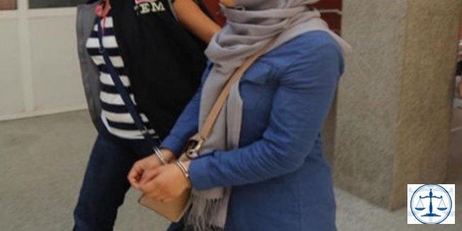 FETÖ'cü çifte hapis cezası verilerek birisi tutuklandı