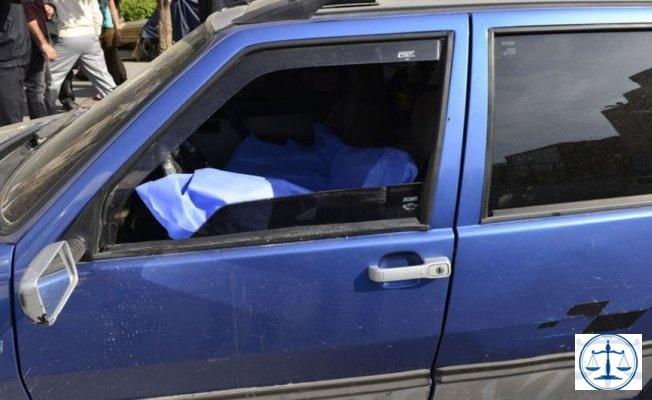 Adana'da 57 yaşındaki adam otomobilinde ölü bulundu