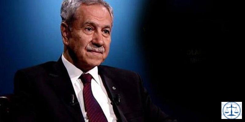 Bülent Arınç, Gülen'le ilgili sözlerine açıklama getirdi