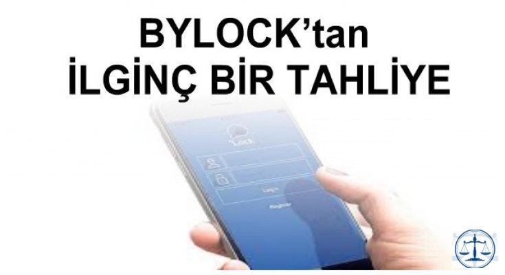 BYLOCK'tan İLGİNÇ BİR TAHLİYE