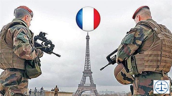 Fransa OHAL'den beterine tutuldu