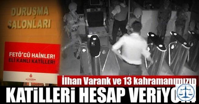 İstanbul Büyükşehir Belediyesi'ni işgal eden askerler hesap veriyor