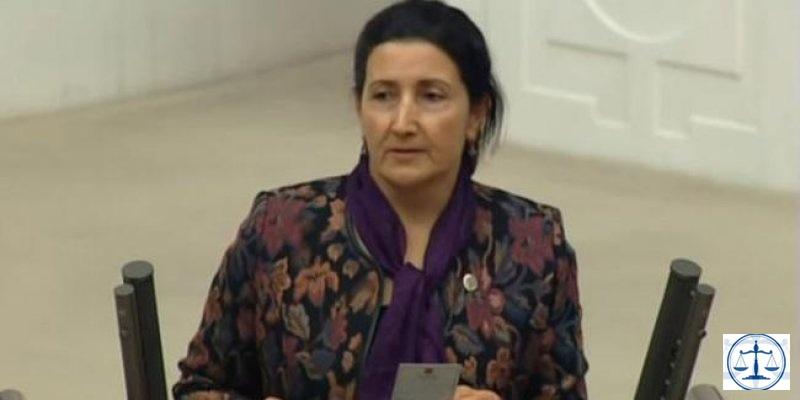 Son dakika... AYM HDP'li vekil Yıldırım'ın başvurusunu reddetti