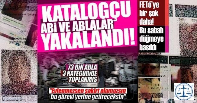 """Son Dakika: FETÖ'nün """"izdivaç sorumluları""""na operasyon: 62 gözaltı"""