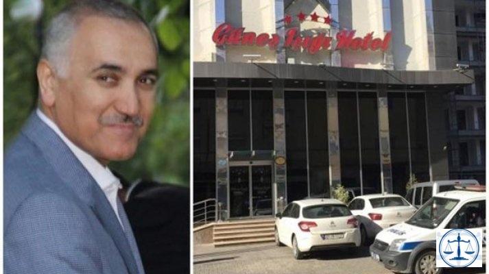 Adil Öksüz'ün toplantı yaptığı otel 'Bylock'ta da çıktı