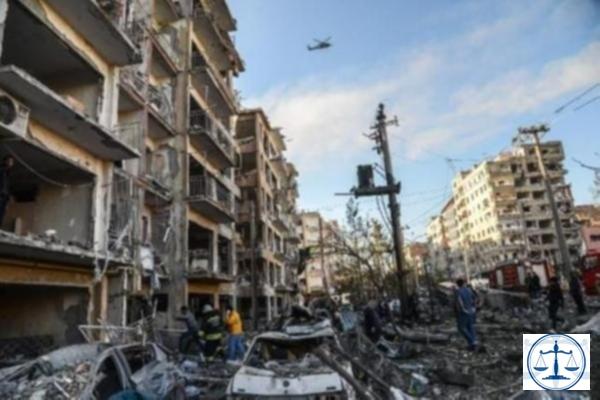 Diyarbakır saldırısında 6 kişi için 13'er kez müebbet istendi