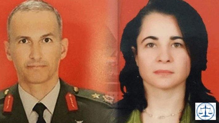 Son dakika: Darbeci Semih Terzi'nin eşine 18 yıl hapis
