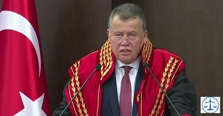 Yargıtay Başkanı Cirit: Hukuk bir silah gibi kullanıldı