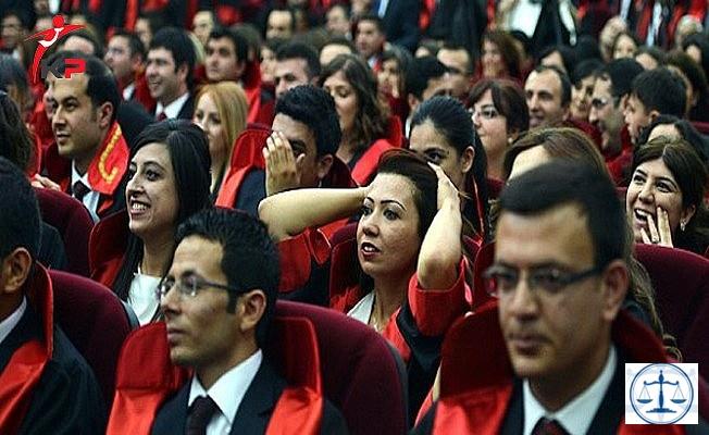 Yetersiz stajla göreve başlatılan hakim ve savcılara hizmet içi eğitim
