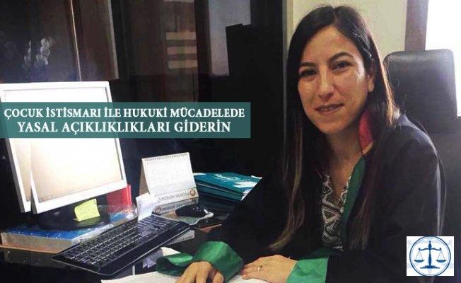 """AVUKAT BURCU ÇETİN: """"KANUNLARIMIZ BİR AN ÖNCE DEĞİŞSİN"""""""