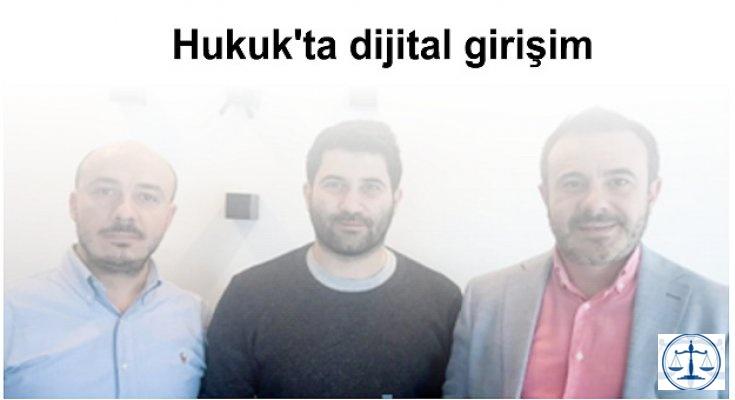 Hukuk'ta dijital girişim .