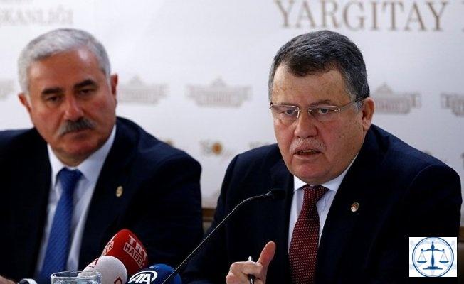 Yargıtay Başkanı Cirit: Türkiye'de yargı bağımsız ve tarafsızdır, hiçbir merciden emir alamaz