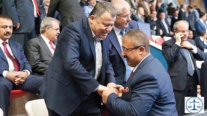 Yargıda Birlik'e yeni yönetim