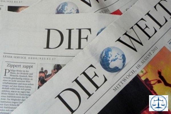 Die Welt: Erdoğan'ın 'kral gibi boy göstermesi' Avrupa'ya uymuyor