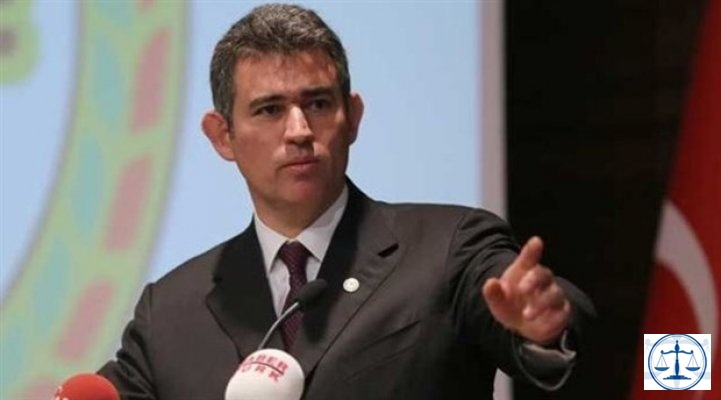 TBB Başkanı Feyzioğlun'dan Tepki