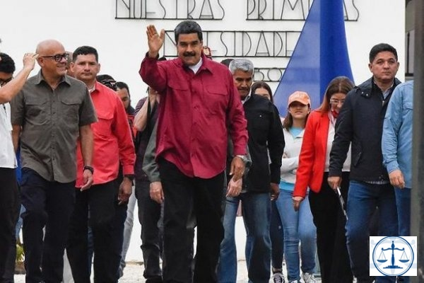 Venezuela'da zafer Nicolas Maduro'nun