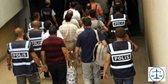 İstanbul merkezli 22 ilde FETÖ operasyonu: 57 gözaltı