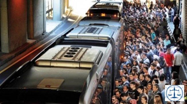 Metrobüste tacize 7 yıl 6 ay hapis cezası