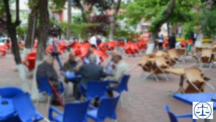 YSK'dan seçim günü için 'çay bahçesi' kararı
