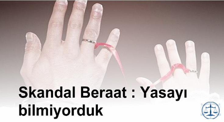 13 yaşında evlendiren çocuğun davasında skandal beraat: Yasayı bilmiyorlar