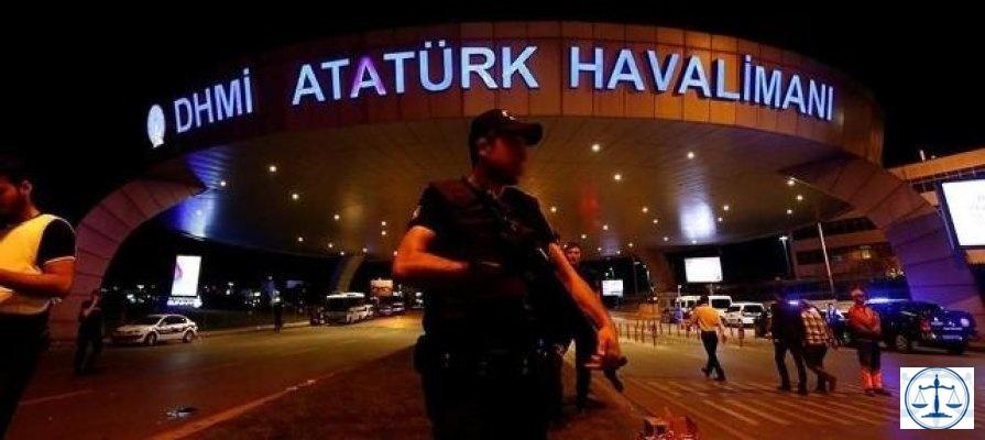 Atatürk Havalimanı'na saldırı davasında istenen cezalar belli oldu
