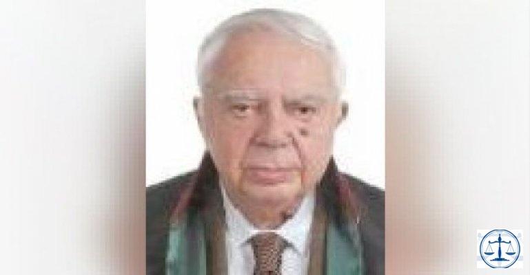 Avukat Ahmet Nebil VARUY vefat etti