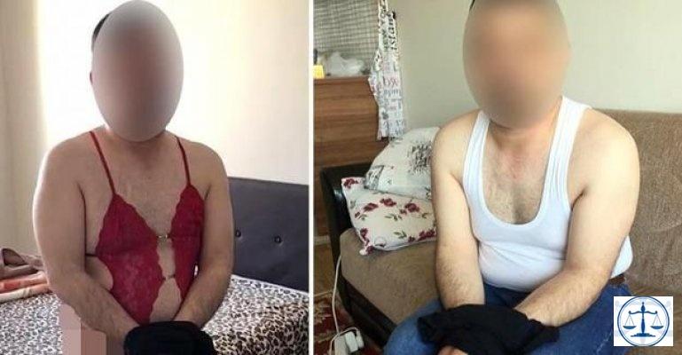 Avukata kadın iç çamaşırı giydirip işkence yaptılar!