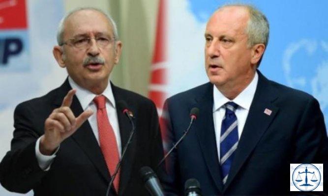 İnce'den Kılıçdaroğlu'na rest: Hayır derse örgüt kendisi çözecektir