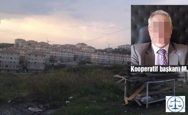 Sığınakları daire diye satan kooperatif başkanına 254 yıl hapis istemi
