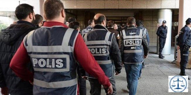 Son bir haftada 467 kişi FETÖ'den gözaltına alındı