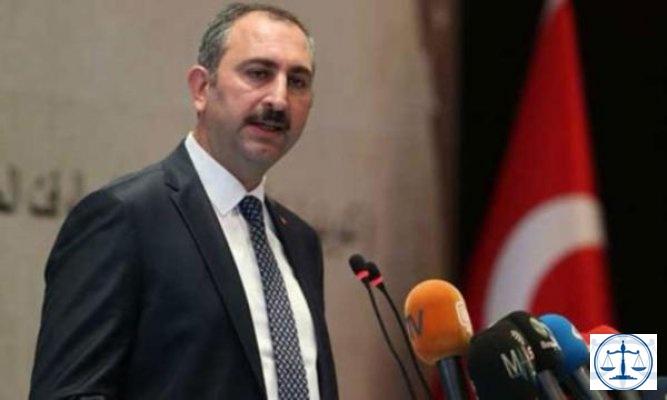Adalet Bakanı'ndan flaş atama açıklaması