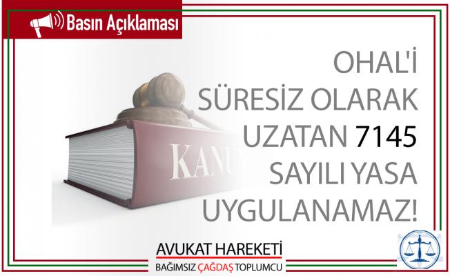 Avukat Hareketi, Hukuk İhlalleri ve Türkiye