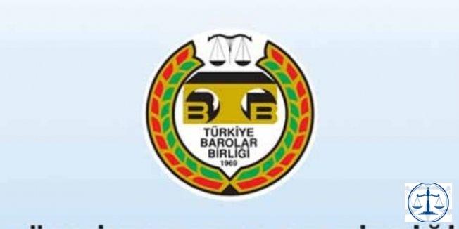 Barolar Birliği ABD Baro'suna mektup: Yargımıza olan güvenimiz tamdır