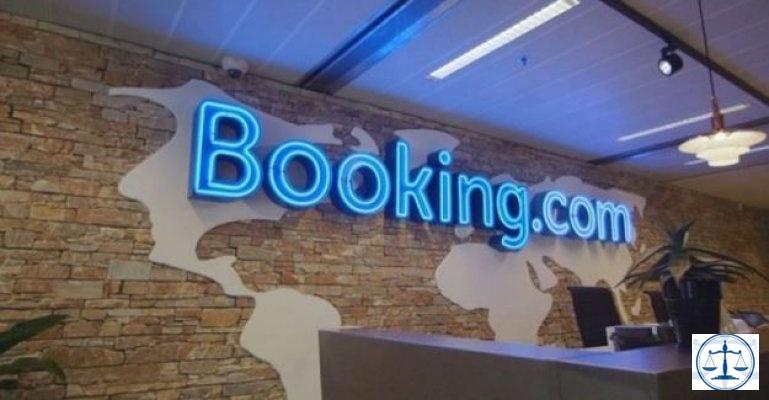 Booking.com'un kapatılması kararını veren hakimden 'sürgün' iddiası