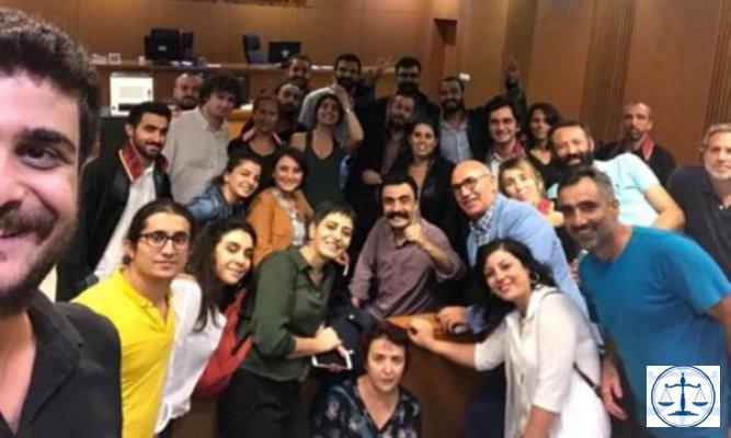 ÇHD'li avukatlar yeniden tutuklandı