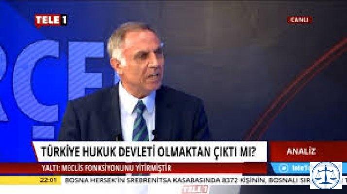 İstanbul Barosu başkan adayları arasında Av. Dr. Başar Yaltı farkı