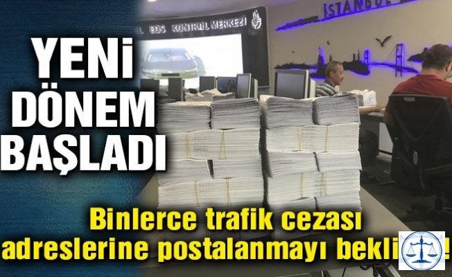İstanbul'da bin 409 kamerayla trafik denetimi yapılıyor
