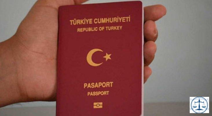 155 bin 350 pasaport için karar