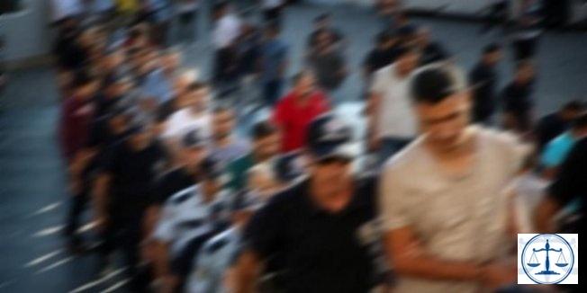 Aktif görevde olan Albay dahil 14 kişiye FETÖ'den gözaltı
