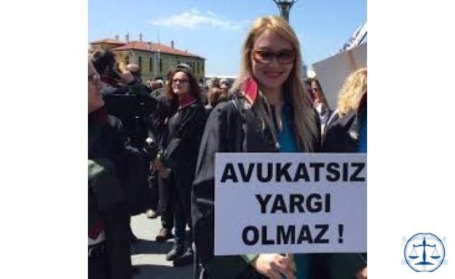 Av. Sedef Ünal'dan İstanbul Barosu Başkan Adaylarına Çağrı